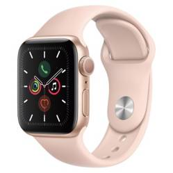 Apple - Apple Watch S5 40mm Gold