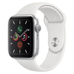 Apple - Apple Watch S5 44mm Silver