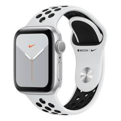 Apple - Apple Watch S5 40mm Silver