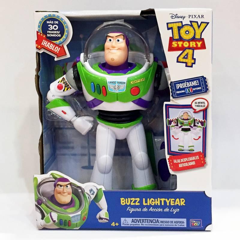 TOY STORY - Buzz Lightyear Guardian Espacial Toy Story 4