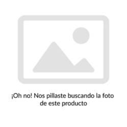 Skechers - Zapatilla Niño Cuero Negra