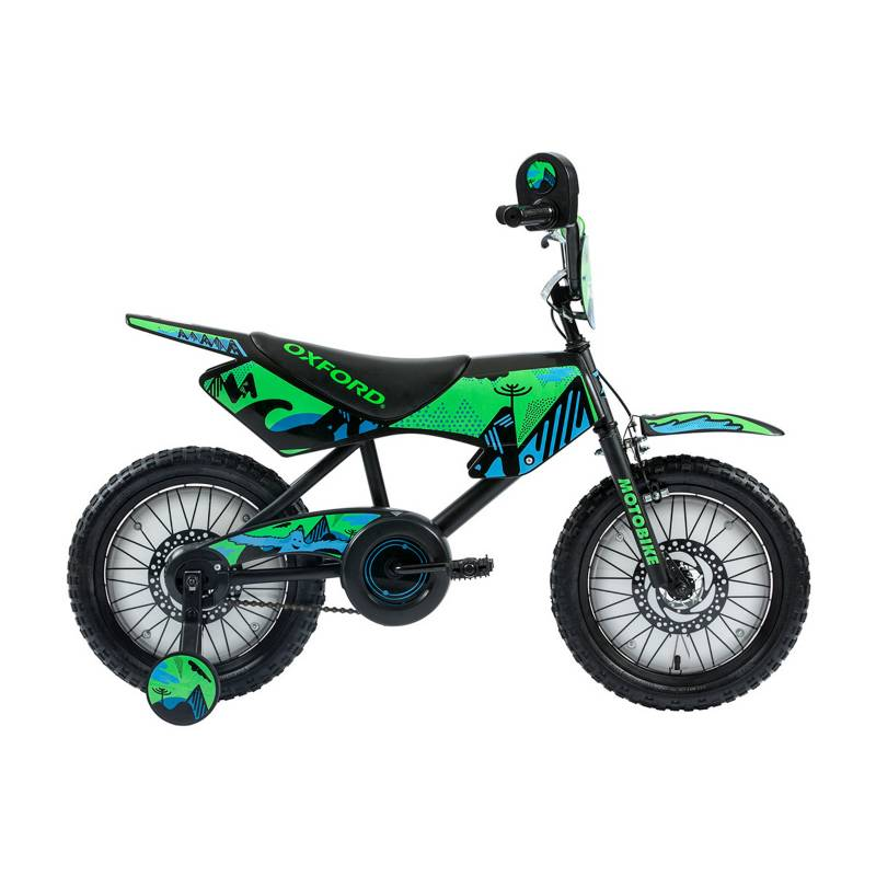 OXFORD - Bicicleta Infantil Moto Bike Aro 16