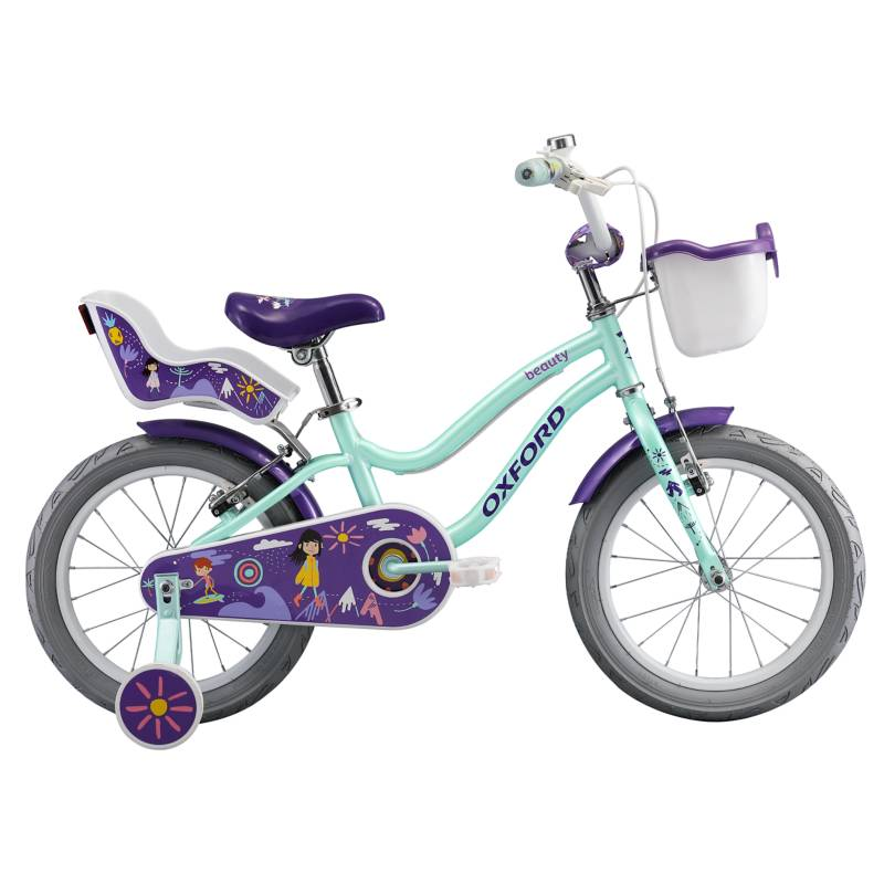 Oxford - Bicicleta Aro 16 Beauty 1V