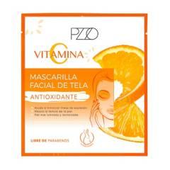PETRIZZIO - Mascarilla Facial de Tela | Antioxidante