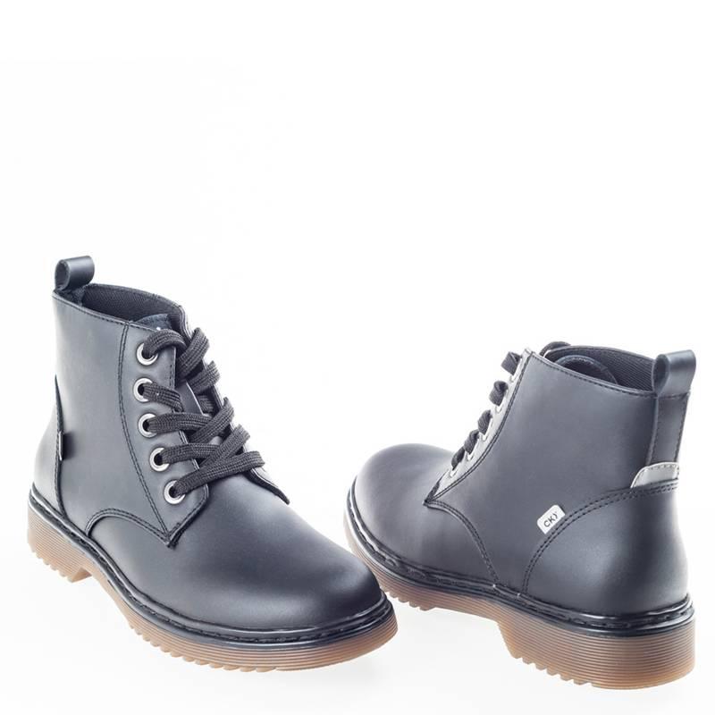 Colloky - Zapato Escolar Niña Negro