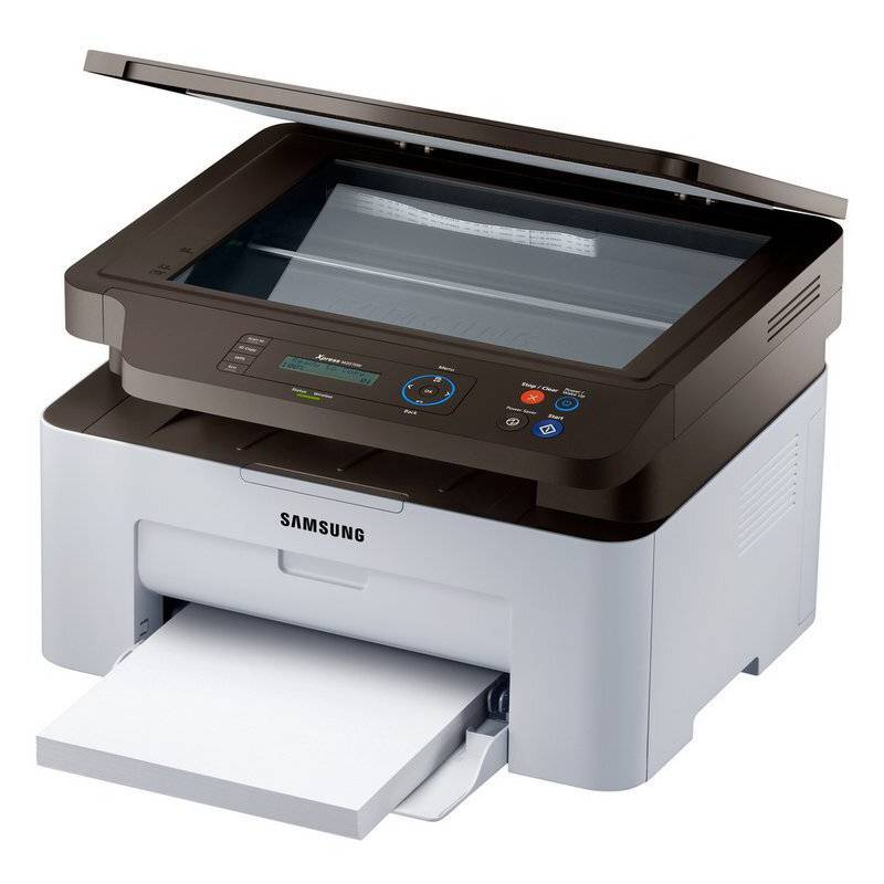 Samsung - Impresora Láser Color SL-C430W WiFi
