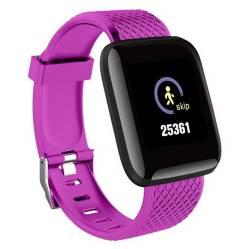 Reloj inteligente a Prueba de Agua - Púrpura