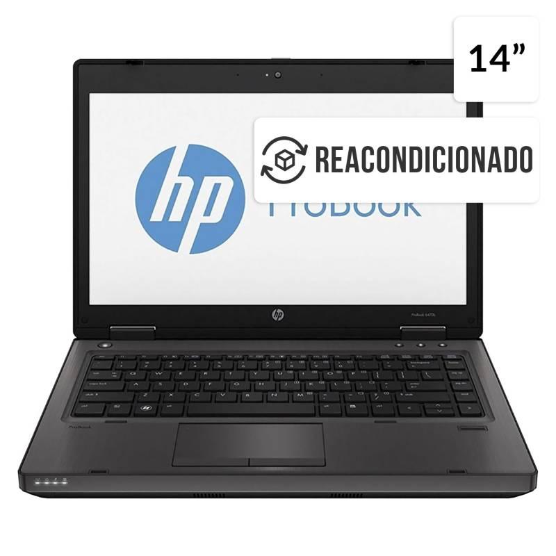 "Hp - Notebook Reacondicionado Probook 6470B Intel Core I5 14"" WIN10"