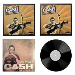 Vinilo Johnny Cash / The Best Of Sun Years Vol 2