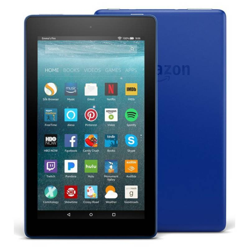Amazon - Tablet Kindle Amazon Fire 7 Nueva Generacion 16gb