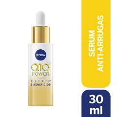 Nivea - Elixir anti-arrugas Q10 power 30ml