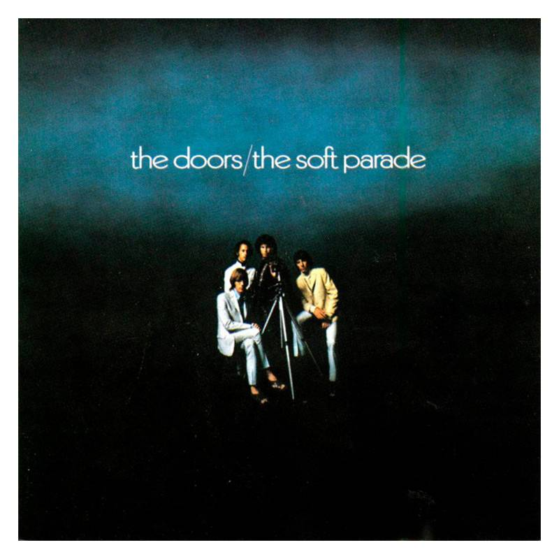 WARNER - VINILO THE DOORS / THE SOFT PARADE