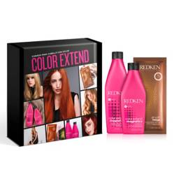 Set Color Extend Shampoo 300ml + Acondicionador 250ml + Recovery Tissue Mask Cap