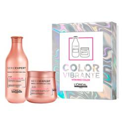 Set Holográfico Color Vibrante Vitamino Color