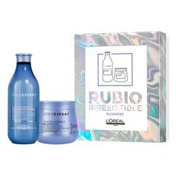 Set Holográfico Rubio Irresistible Blondifier
