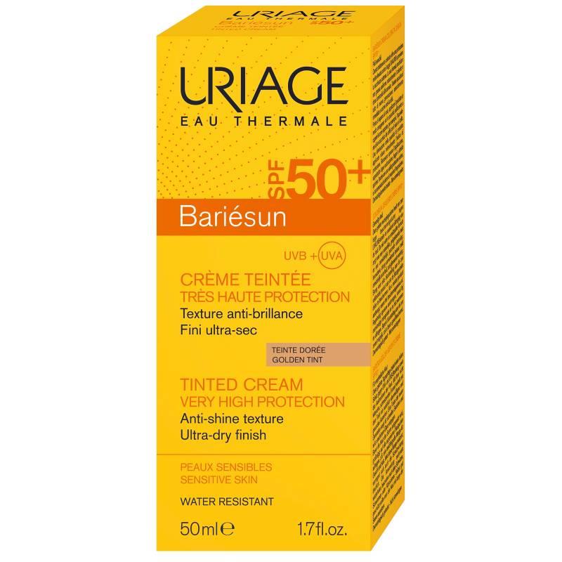 URIAGE - Bariesun Crema Dorada con Color Spf50+ 50Ml