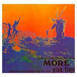 Zuena - Vinilo Pink Floyd / More