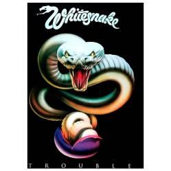 Zuena - Vinilo Whitesnake / Trouble