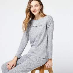 Polera de Pijama manga larga - josy