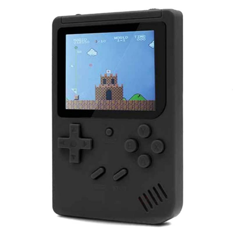 Dblue - Consola Retro Portátil 400 Juegos Color Puntostore