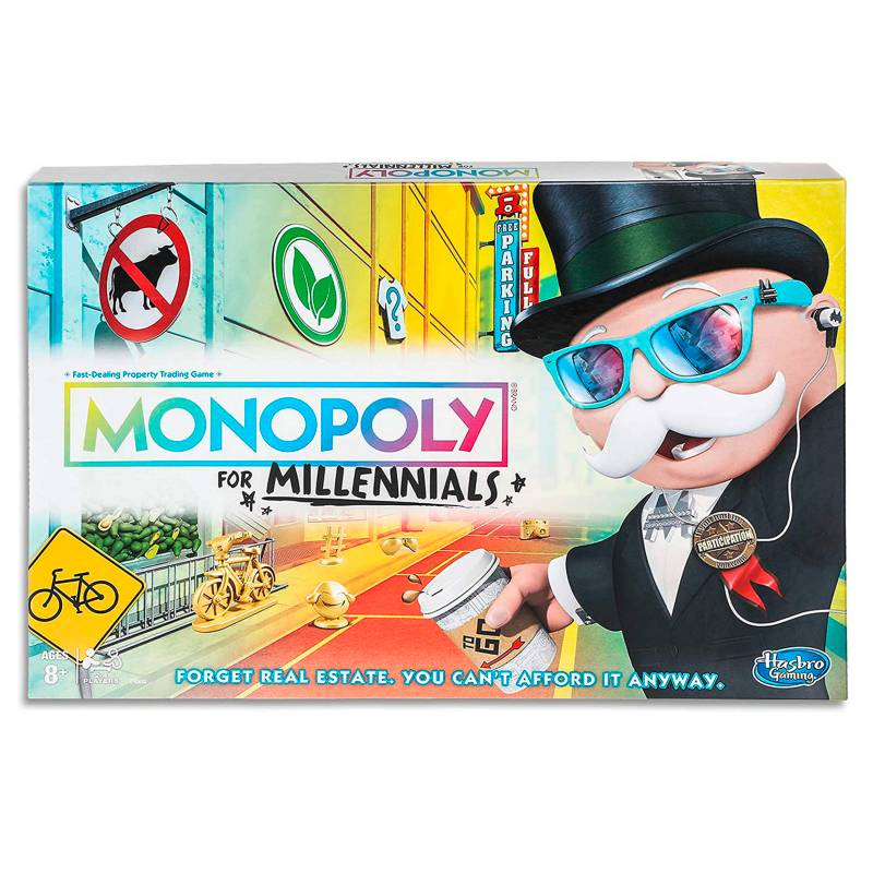 MONOPOLY - Monopoly Millenials