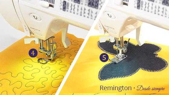 Máquina de coser, QUILTMASTER R200, Remington