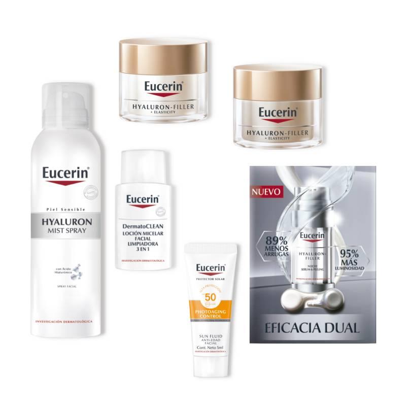 EUCERIN - Elasticity Filler Día 50Ml + Noche