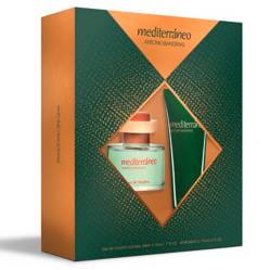 Mediterráneo EDT 50 ml + After Shave - Perfume Hombre