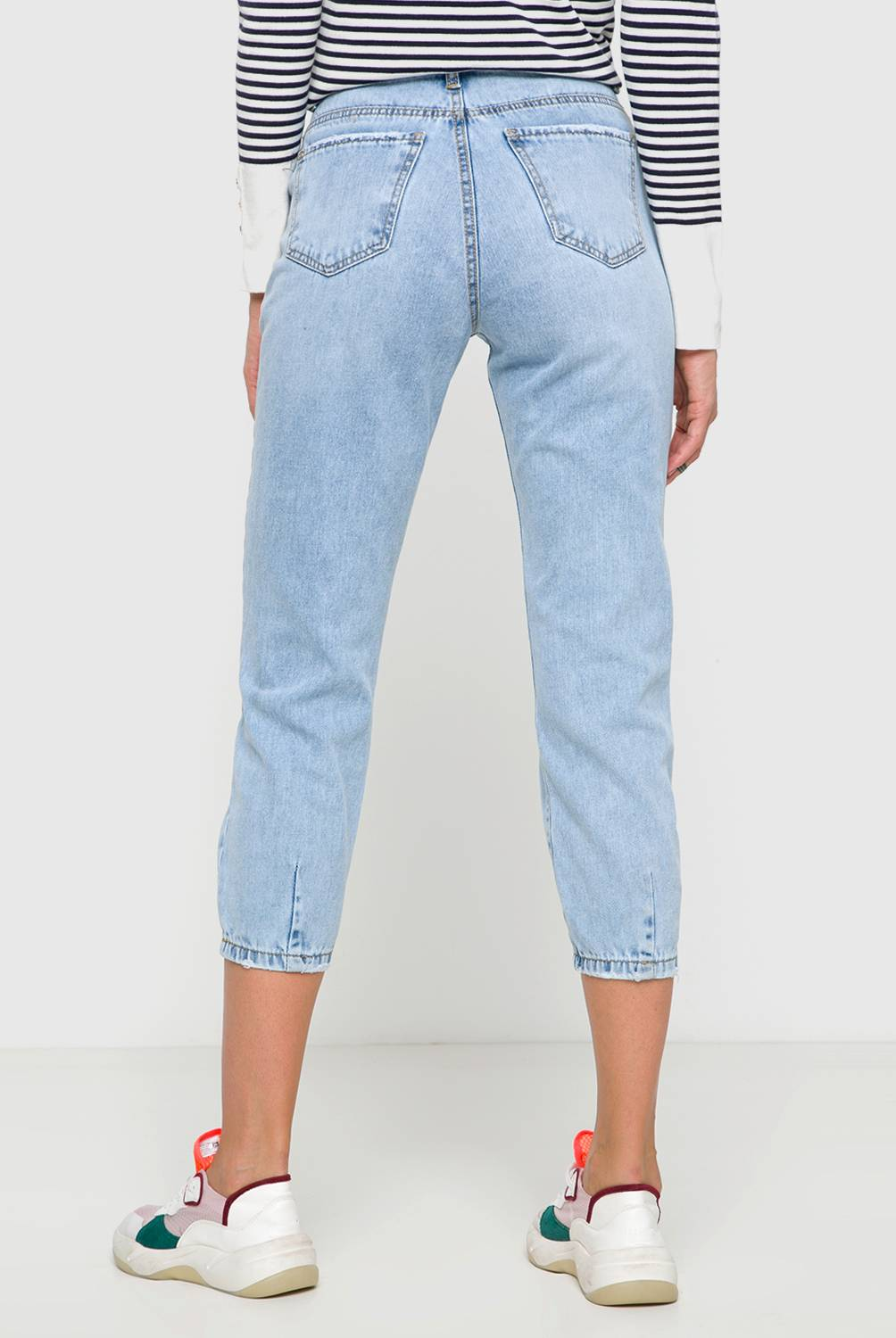 Basement - Jeans Slouchy Mujer