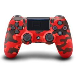 Control PS4 dualshock 4 Red Camo