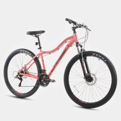 LAHSEN - Bicicleta Mountain Bike XT-9003 Mujer