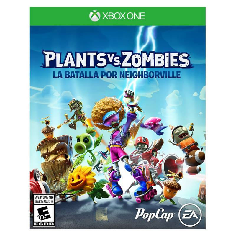 Electronic Arts - Plants Vs Zombies Battle For Neighborville  Xb1