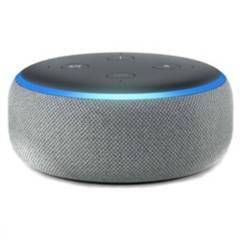 Amazon - Amazon Alexa Echo Dot (3RA Generación) Heather Grey