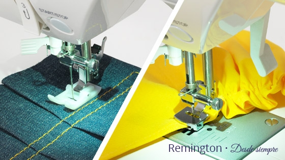 Máquina de coser, R7700, Remington