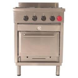 Cocina 4 Platos 1 Horno.