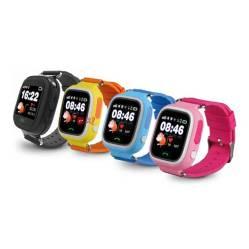 Dblue - Smartwatch Reloj para Niños con Gps Rosado
