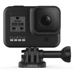 GoPro Hero 8 Black Impermeable Pantalla Táctil 4K