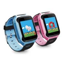 Dblue - Smartwatch Reloj para Niños con Gps Azul