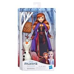 Frozen - Frozen 2 Storytelling Fashion Doll Anna