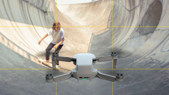 Mavic Mini Cinesmooth para movimiento fluido