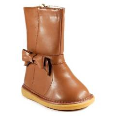 GALO - Zapatos Bow Boot Brown