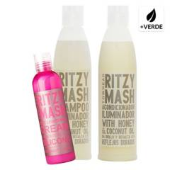 Ritzy Mash - Kit Aclarante Essential Coconut