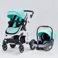 Kidscool - Coche Cuna Travel System Fresh Blue
