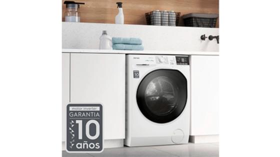 10 años de garantía con la lavadora secadora Perfect Care 8WD