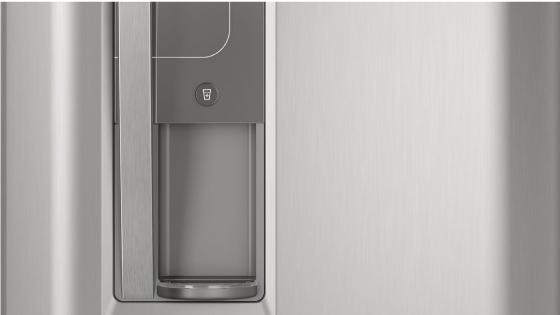 Water Dispenser con el refrigerador Fensa DW44S