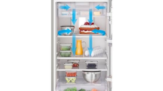 Sistema Multiflow con el refrigerador Fensa DW44S