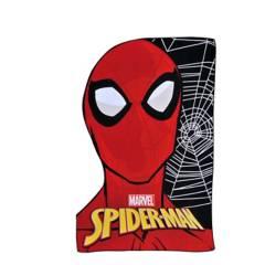 SPIDERMAN - Toalla de Playa con Forma Spiderman 93x130 cm