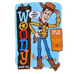 Toy Story - Toalla Playa con Forma Toy Story 93 x 130 cm