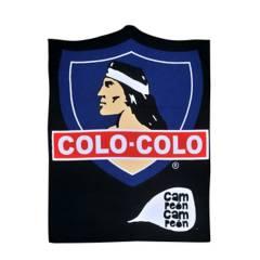 COLO COLO - Toalla playa con forma Colo Colo
