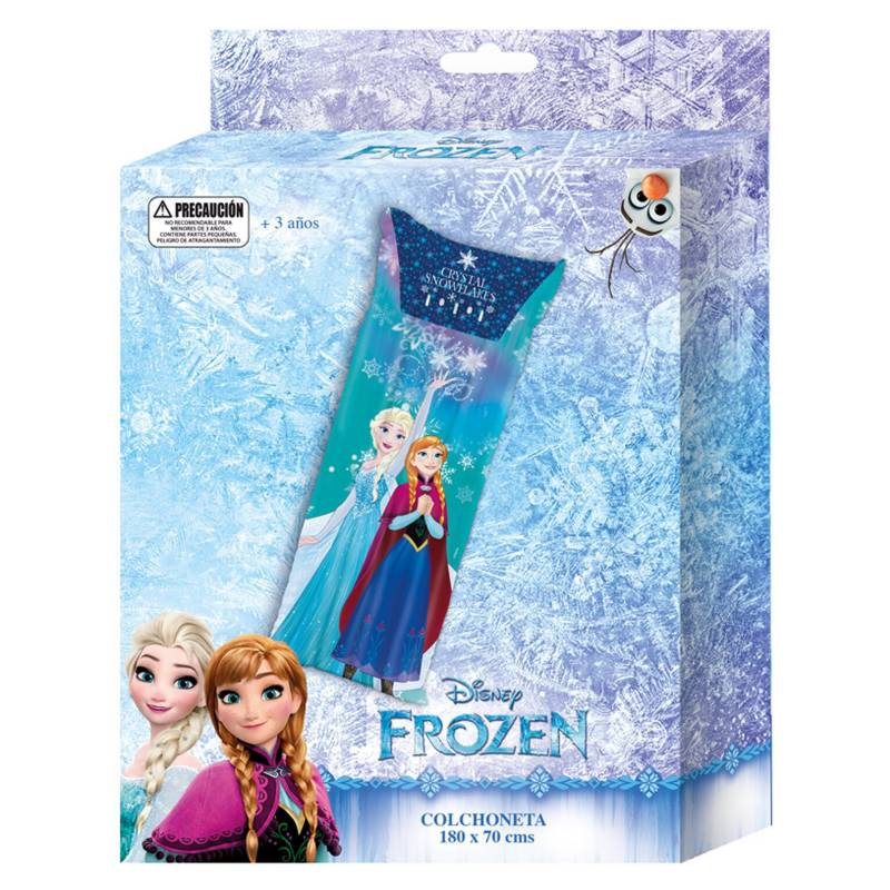 Disney - Colchoneta 180 X 70 Cms Frozen Disney